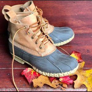 """Women's L.L. Bean Boots 6"""" Size 6"""